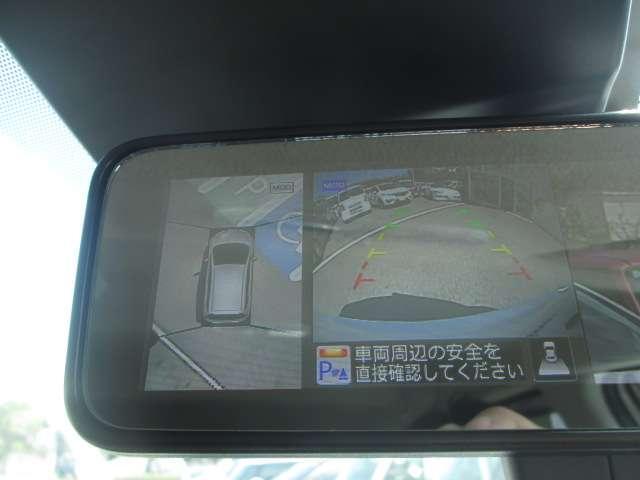 e-パワー X ディーラー保証 ドラレコ カーナビTV スマートルームミラー(13枚目)