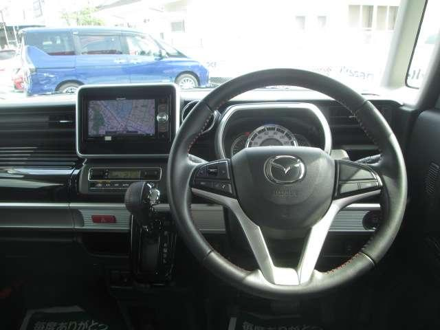ハイブリッドXS ワイド保証 タイヤ新品交換済 カーナビ バックカメラ シートヒーター ブルーツゥース対応 ETC(7枚目)