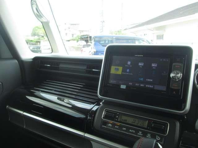 ハイブリッドXS ワイド保証 タイヤ新品交換済 カーナビ バックカメラ シートヒーター ブルーツゥース対応 ETC(11枚目)