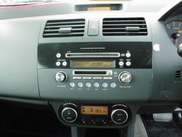 スズキ スイフト 1.2XG Lパッケージ 純正CDスマートキー