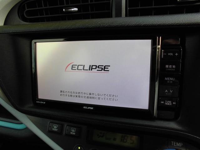トヨタ アクア S ナビフルセグTVBカメラETCシートヒーター