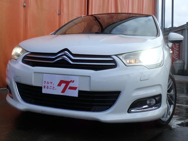 「シトロエン」「シトロエン C4」「コンパクトカー」「熊本県」の中古車2