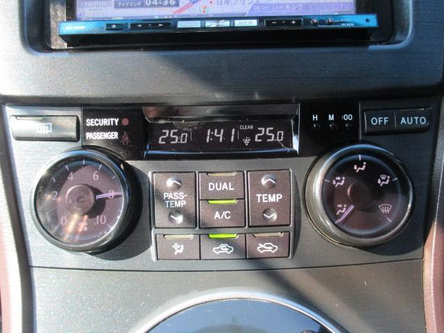 トヨタ マークXジオ 240G ワンオーナー TV ナビ アルミホイール
