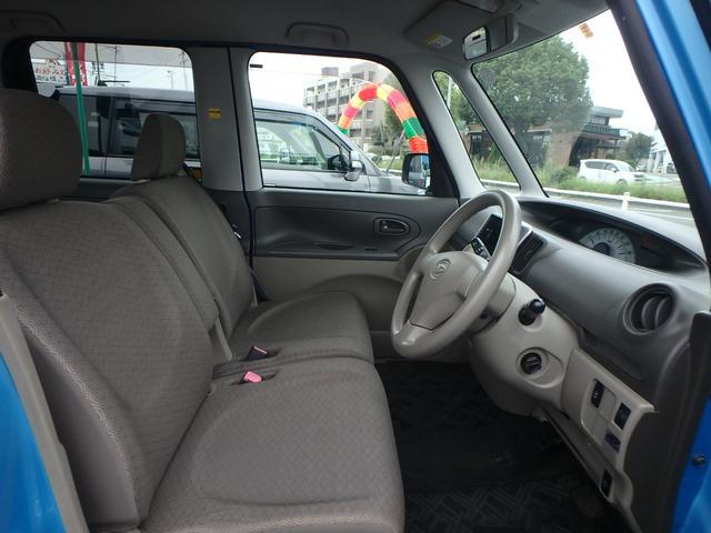 ☆運転席ドアを開けて見た感じ!?