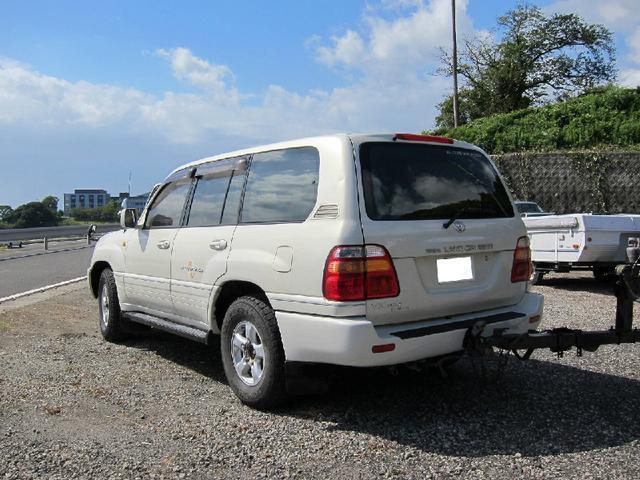 「トヨタ」「ランドクルーザー100」「SUV・クロカン」「鹿児島県」の中古車5