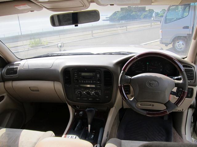 「トヨタ」「ランドクルーザー100」「SUV・クロカン」「鹿児島県」の中古車9
