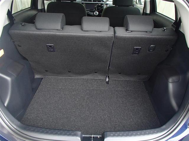 トヨタ アクア Sスタイルブラック  SDナビ フルセグ スマートキー