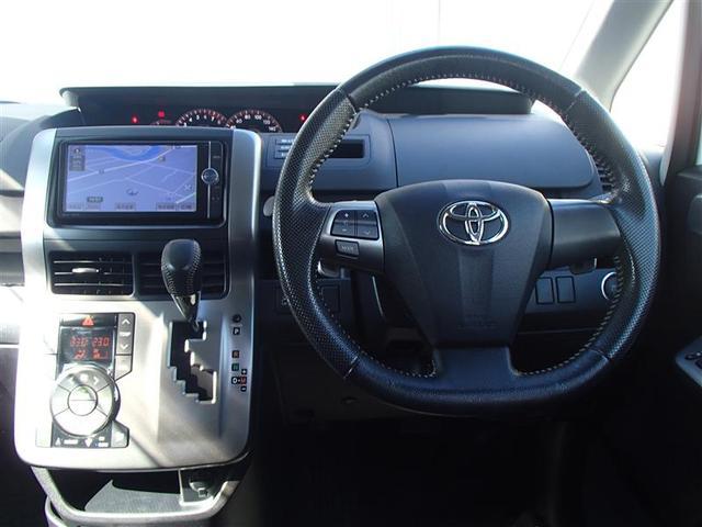 トヨタ ヴォクシー ZS 煌III ワンオーナー 両側電動スライドドア HID