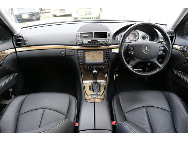 メルセデス・ベンツ M・ベンツ E350 アバンギャルドS ヒーター付黒レザー AMGアルミ