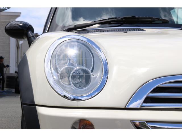 クーパー セブン 正規D車 禁煙 社外LEDヘッドライト(8枚目)