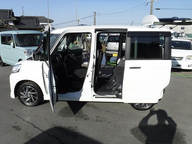 「スズキ」「スペーシアカスタム」「コンパクトカー」「熊本県」の中古車23