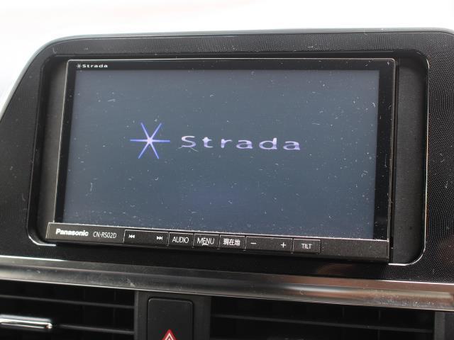 G フルセグ メモリーナビ バックカメラ 衝突被害軽減システム ETC 両側電動スライド LEDヘッドランプ 乗車定員 7人  記録簿 アイドリングストップ(4枚目)