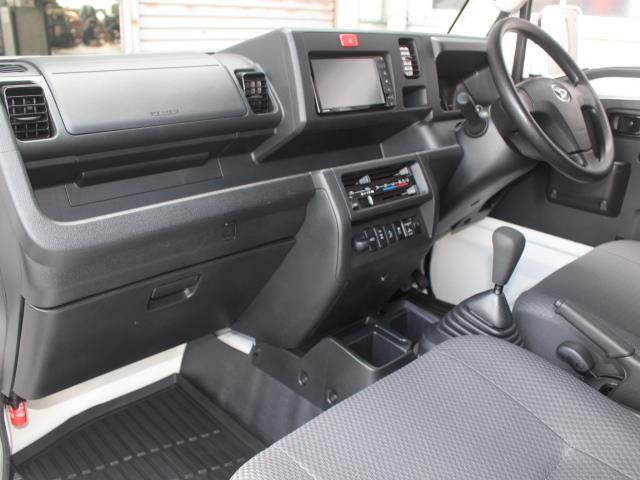 ジャンボSAIIIt 4WD フルセグ メモリーナビ DVD再生 衝突被害軽減システム ETC LEDヘッドランプ 記録簿(7枚目)