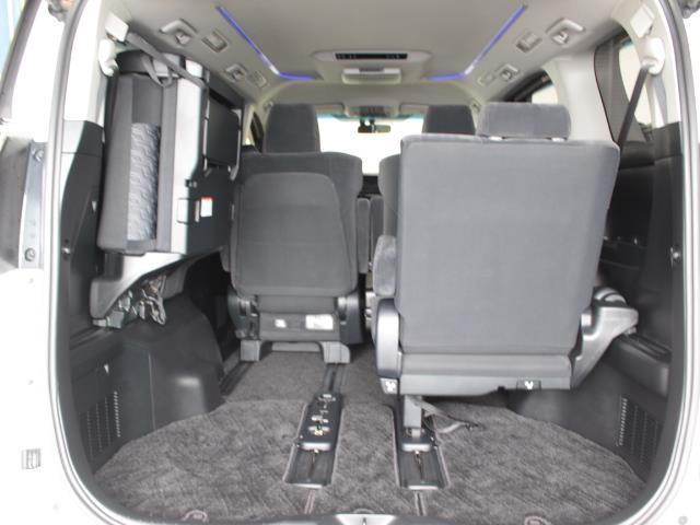 2.5Z Aエディション フルセグ メモリーナビ 後席モニター バックカメラ 衝突被害軽減システム ドラレコ 両側電動スライド LEDヘッドランプ 乗車定員7人 記録簿(9枚目)