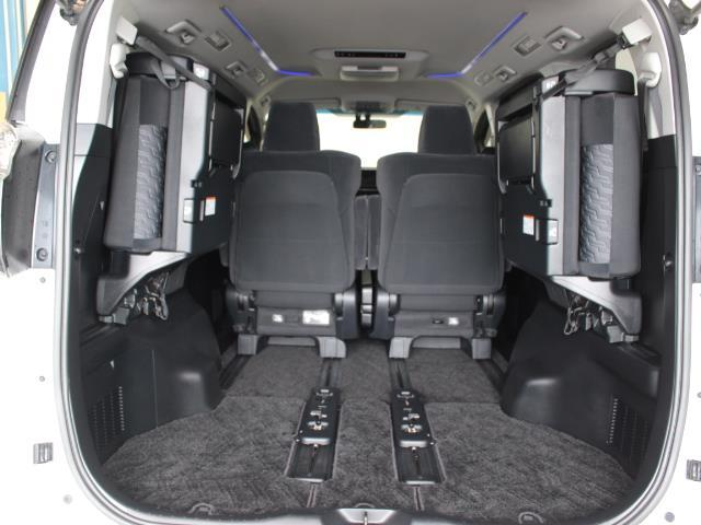 2.5Z Aエディション フルセグ メモリーナビ 後席モニター バックカメラ 衝突被害軽減システム ドラレコ 両側電動スライド LEDヘッドランプ 乗車定員7人 記録簿(10枚目)