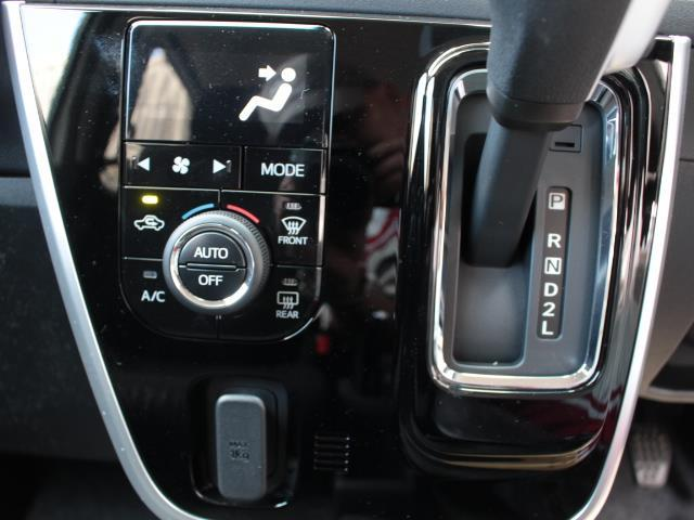 カスタムターボRSリミテッド SAIII 衝突被害軽減システム 電動スライドドア LEDヘッドランプ 記録簿 アイドリングストップ(11枚目)