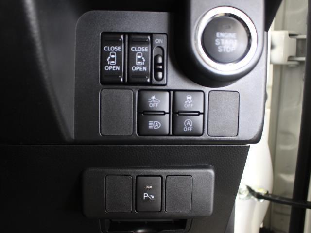 カスタムG リミテッドII SAIII 衝突被害軽減システム 両側電動スライド LEDヘッドランプ 記録簿 アイドリングストップ(13枚目)