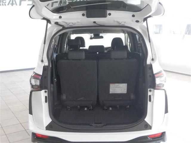 ハイブリッドG クエロ フルセグ メモリーナビ バックカメラ 衝突被害軽減システム ETC ドラレコ 両側電動スライド LEDヘッドランプ 乗車定員7人 3列シート フルエアロ(18枚目)