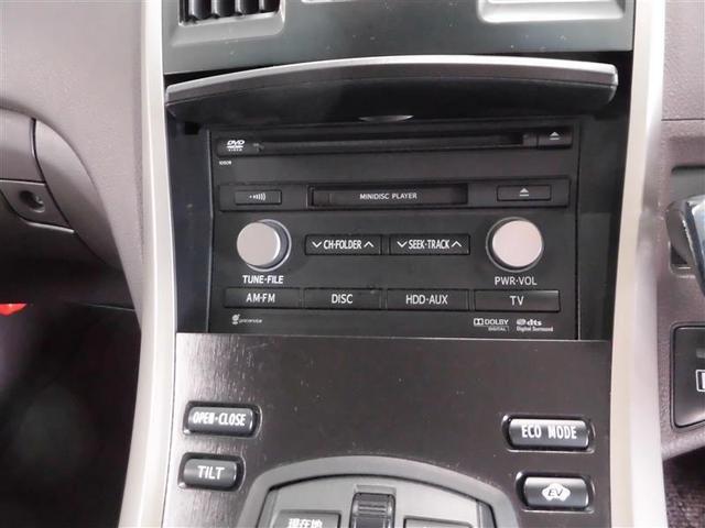 S フルセグ HDDナビ DVD再生 バックカメラ ETC HIDヘッドライト(11枚目)