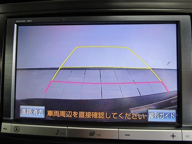 S フルセグ HDDナビ DVD再生 ミュージックプレイヤー接続可 バックカメラ ETC 乗車定員7人 3列シート(10枚目)