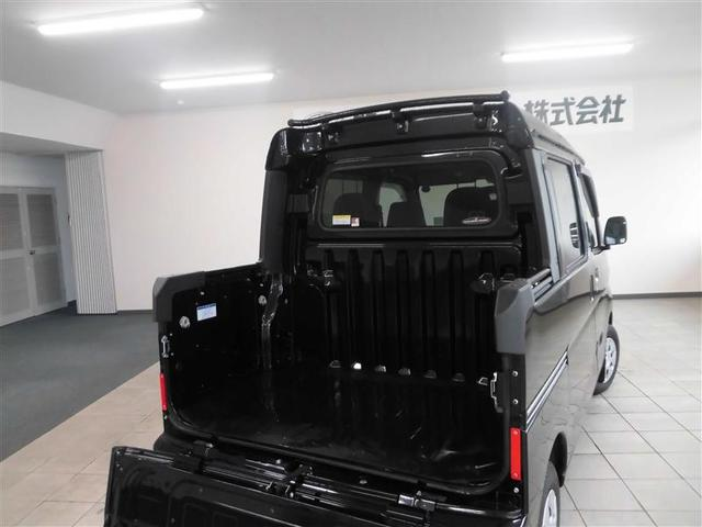 ダイハツ ハイゼットカーゴ デッキバンG 5速マニュアル 4WD キーレス