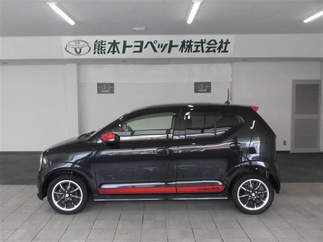「スズキ」「アルトターボRS」「軽自動車」「熊本県」の中古車4