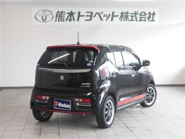 「スズキ」「アルトターボRS」「軽自動車」「熊本県」の中古車5
