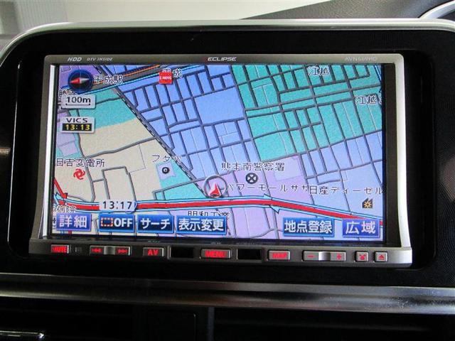 ハイブリッドG フルセグ HDDナビ DVD再生 ミュージックプレイヤー接続可 衝突被害軽減システム ETC 両側電動スライド LEDヘッドランプ 乗車定員7人 3列シート(9枚目)