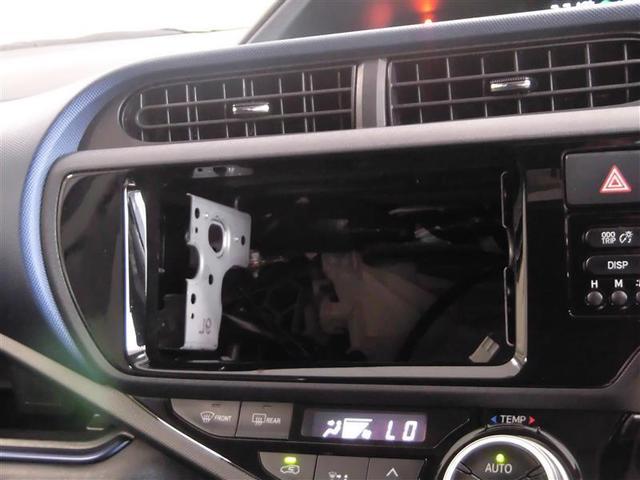 トヨタ アクア S オートエアコン スマートキー バックカメラ