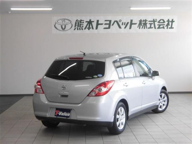 「日産」「ティーダ」「コンパクトカー」「熊本県」の中古車4