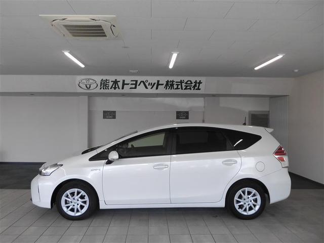 「トヨタ」「プリウスα」「ミニバン・ワンボックス」「熊本県」の中古車4