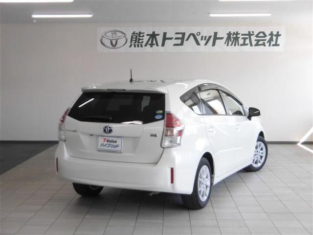「トヨタ」「プリウスα」「ミニバン・ワンボックス」「熊本県」の中古車5