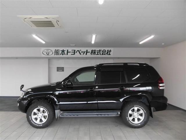 「トヨタ」「ランドクルーザープラド」「SUV・クロカン」「熊本県」の中古車2