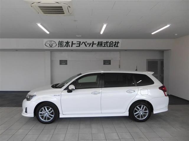「トヨタ」「カローラフィールダー」「ステーションワゴン」「熊本県」の中古車3