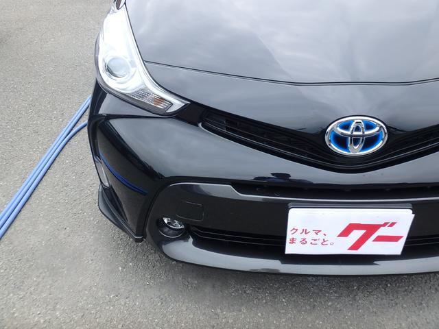 トヨタ プリウスアルファ Gツーリングセレクション メモリーナビ ワンセグTV ETC