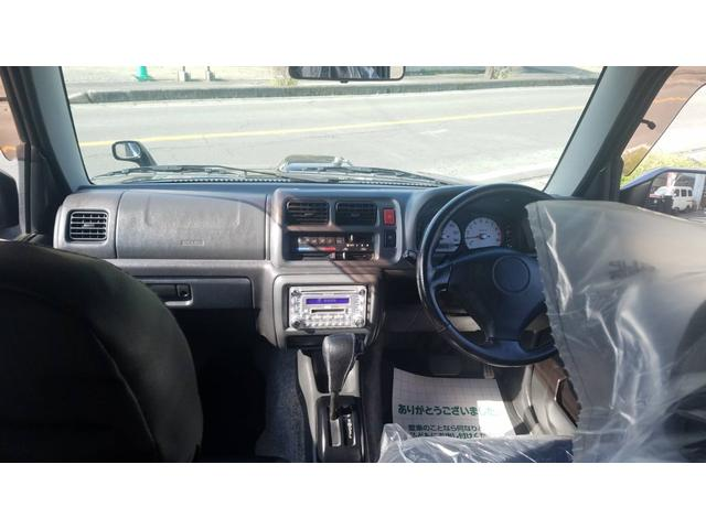 ワイルドウインド 4WD リフトアップ シートカバー(12枚目)