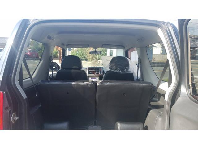 ワイルドウインド 4WD リフトアップ シートカバー(15枚目)