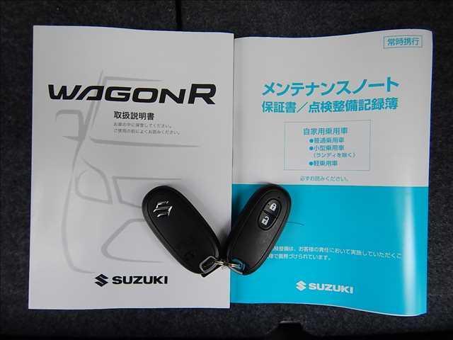 スズキ ワゴンR FZ レーダーブレーキサポート ナビ/TV