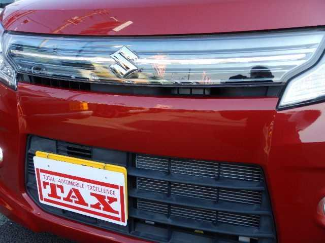 スズキ スペーシアカスタム XSリミテッド レーダーブレーキ 両側パワースライドドア