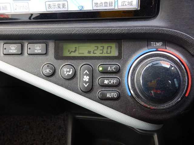トヨタ アクア S ナビTV バックカメラ ETC