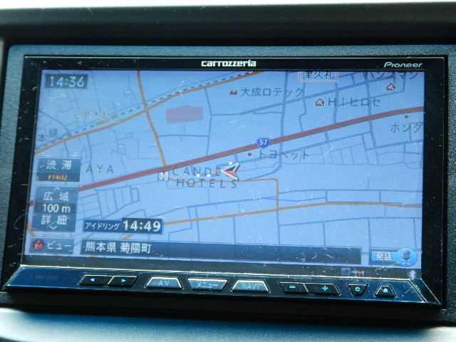 RS ファインスタイル HDDナビ フルセグTV(4枚目)