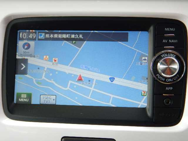 スズキ ハスラー X スマートフォン連携ナビTV レーダーブレーキ