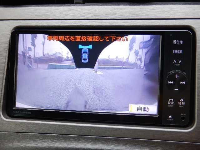 トヨタ プリウスPHV G ナビTV フロント・サイド・バックカメラ