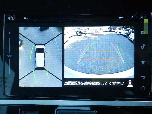 ハイブリッドX 全方位カメラ ナビTV セーフティサポート(5枚目)