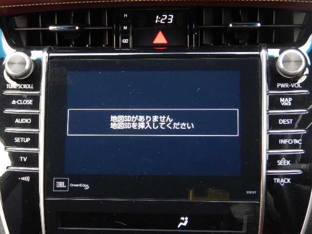プレミアム サンルーフ 黒革シート 純正SDナビTV(6枚目)