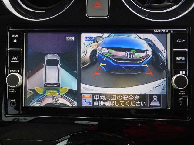 Xモード・プレミア グレージュコンビ アラウンドビューM(5枚目)