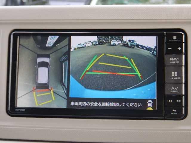G SA3 スイートスタイル 全方位カメラ SDナビTV(5枚目)