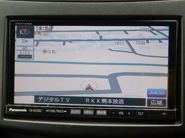 1.2RS ナビ/TV(4枚目)