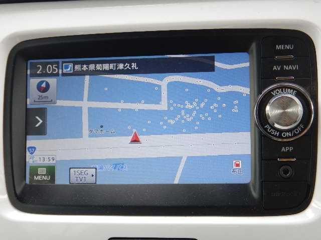 Xターボ 4WD ナビ/TV(4枚目)