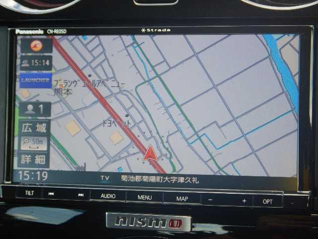 1.2ニスモ ナビ/TV・バックカメラ(4枚目)